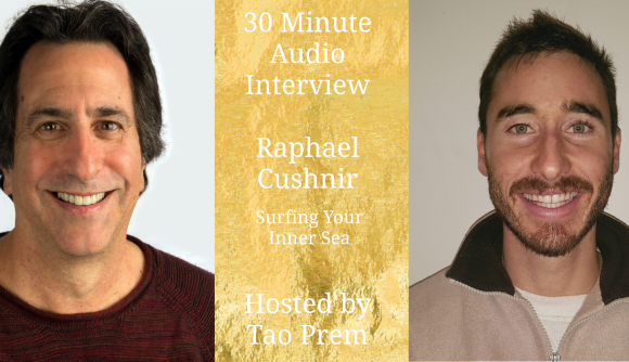 Learn To Heal with Raphael Cushnir